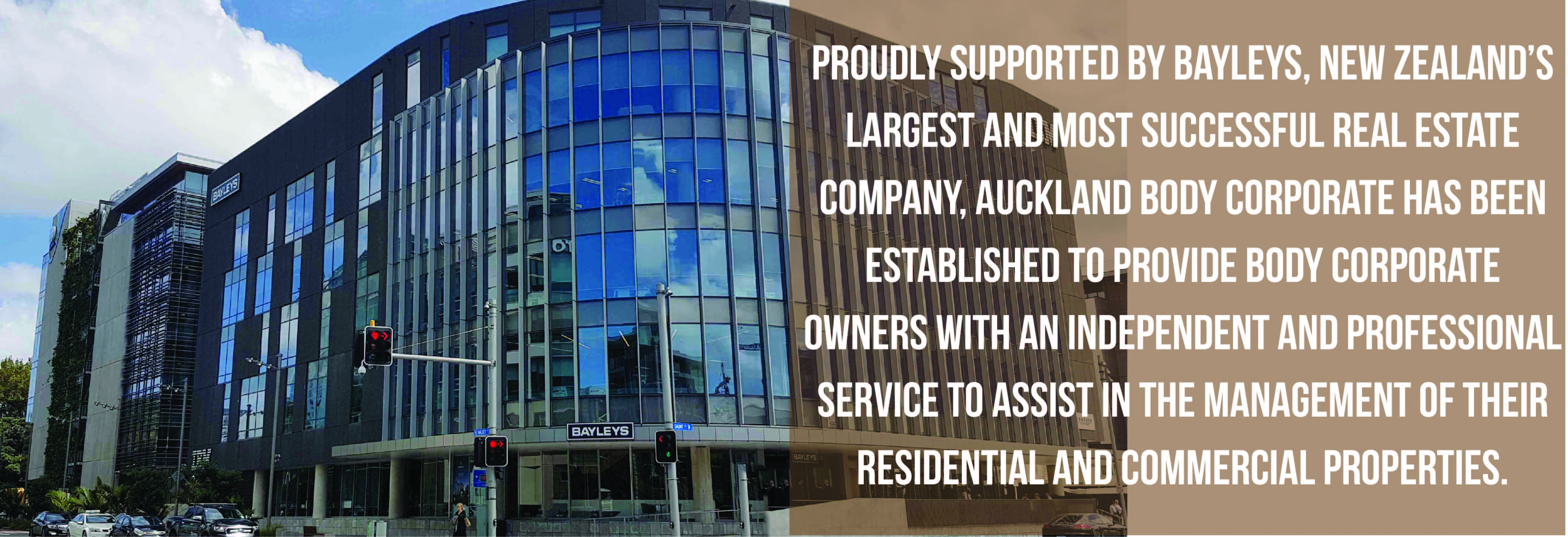 Auckland Body Corporate Management Services