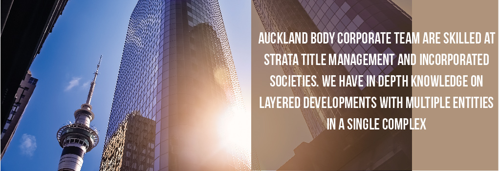Auckland Body Corporate
